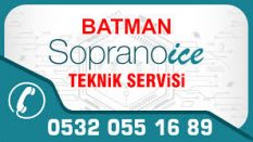 Batman Soprano Ice Servisi
